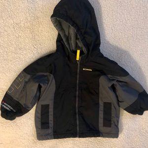 Columbia Omni-Shield Zip Up Hooded Jacket